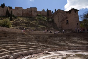 Roman Theatre dating from the 1st century AD