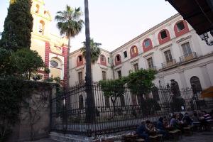 Parts of Malaga
