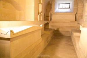 Tombs in the Pantheon
