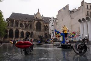 Near the Centre Pompidou